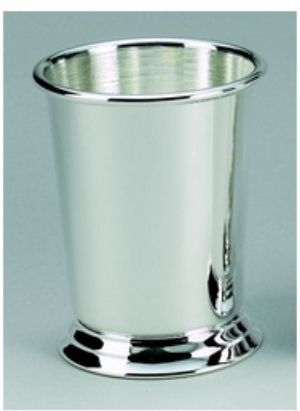 7 Oz Silverplated Mint Julep Cup